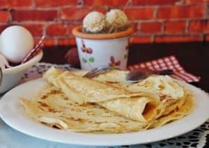 Keto Pancakes , Ketogene Ernährung , Ketogene Diät