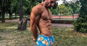 Muskelaufbau Sjard Roscher Fitness Fibel 2.0